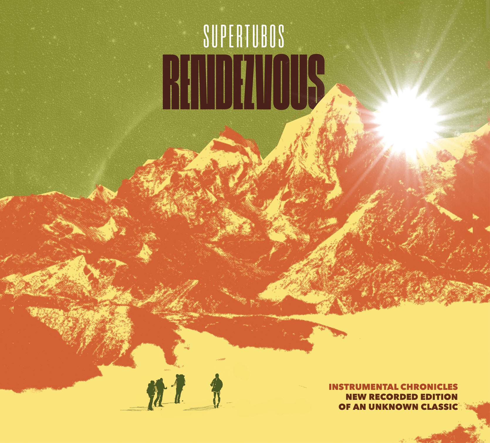 SRW016 Supertubos - Rendezvous (Digital Download)